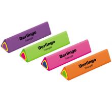 "Ластик Berlingo ""Triangle"" треугольный 1/36"