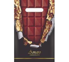 Пакет пр. 20*30 Горький шоколад 1/100/3000 (30)