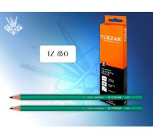 Карандаш пластик. TUKZAR HB б/л 12/72/1440 TZ850