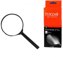 Лупа TUKZAR d=75мм 2-х крат. 1/10/100/200