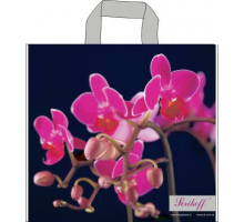 Пакет пет. 34*37 Ветка орхидеи 95 мкм С1/50/400