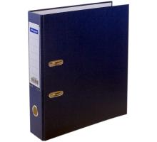 Папка-регистратор 70мм OfficeSpace 1/10 с кар.на корешке