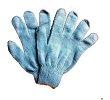 Перчатка  трикотажные белые 1/10/400 р.8 10 кл. 40 гр.