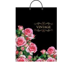 Пакет пет.31*40 Розовое счастье лам.1/25/500 (60)