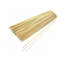 Шампуры бамбук 25 см 1/100 шт.