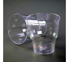 Стакан 0,2 Кристалл прозр. 1/50/1000 ц.за уп.