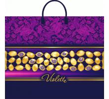 Сумка 38*35 Виолет